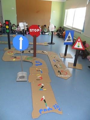 Trafik Kurallari Ile Ilgili Etkinlikler Okul Oncesi Etkinlikleri