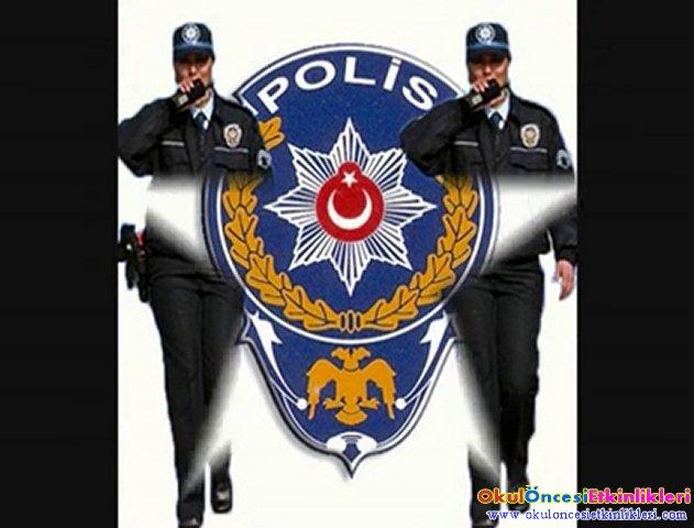 Turk Polisi Siiri Okul Oncesi Etkinlikleri Hayallerinizi