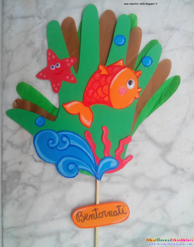 Zeynep46 bunu be endi for Lavoretti creativi accoglienza