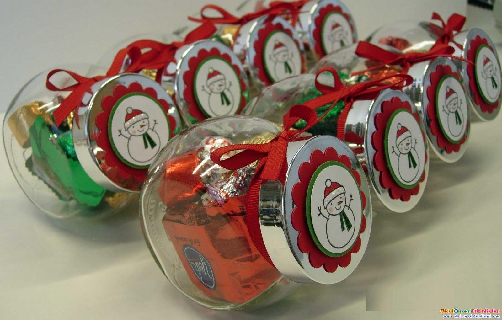 Y lba s priz hediyeler okul nces etk nl kler for Edible christmas gift ideas to make