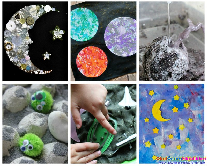 Craft Of The Day Photo Collage Star
