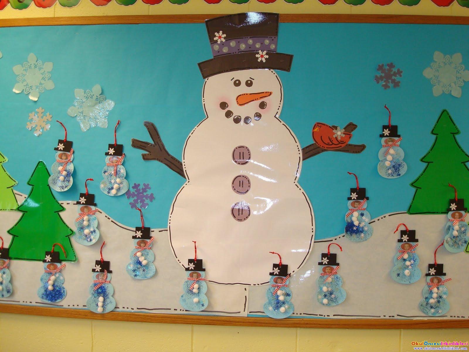 Decorating Ideas > OKUL ÖNCESİ ETKİNLİKLERİ  Hayallerinizi Sınırlamayın  ~ 065738_Christmas Decorating Ideas For Kindergarten