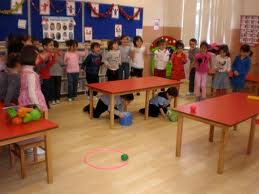 Okul öncesi Hareketli Oyunlar Okul öncesi Etkinlikleri